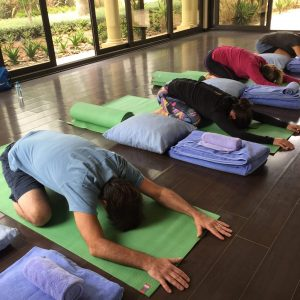 [SINGLE DROP-IN] Gentle Flow + Stretch Sunday @ 5PM
