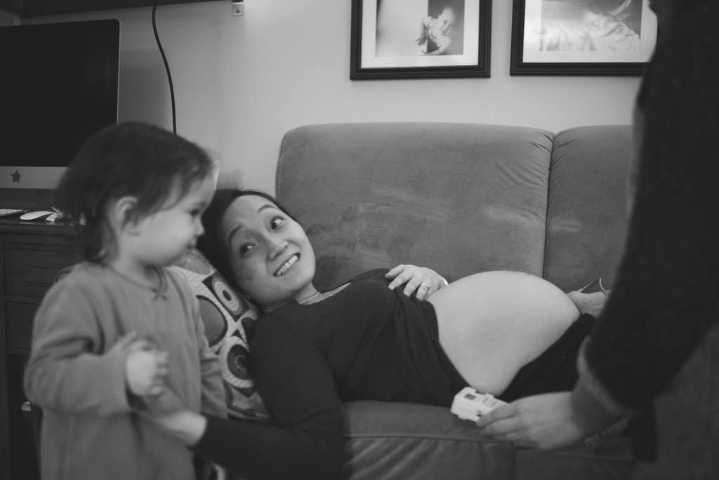 Homebirth & Prenatal Yoga