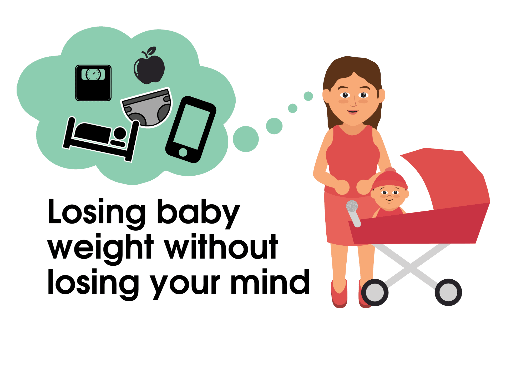 How to Lose Baby Weight