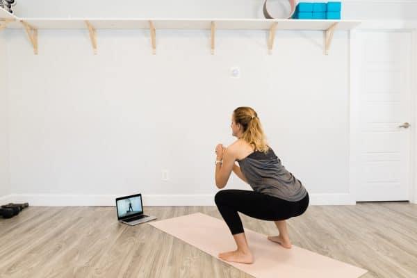 digital postnatal fitness